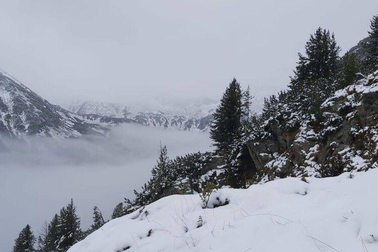 Болгарію та Грецію засипало снігом