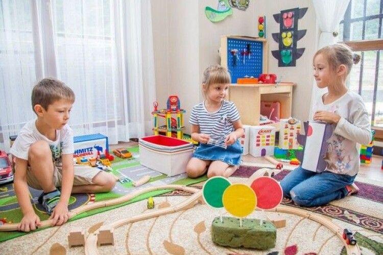 Які дитсадки у Луцьку працюватимуть влітку