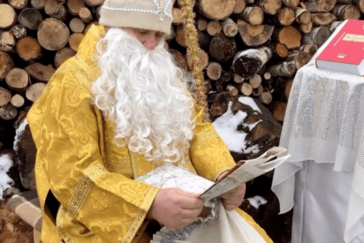 Храм у Люблинці зняв казку про Миколая