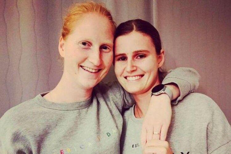 Дві бельгійські тенісистки оголосили про свої заручини