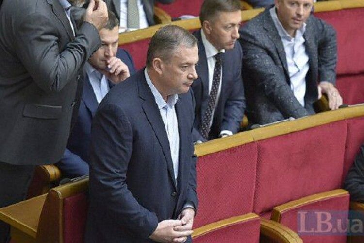 Верховна Рада зняла недоторканність з депутата Дубневича