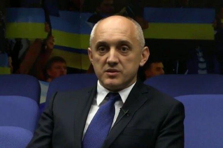 Президента ФК «Агробізнес», який побив арбітра, довічно відсторонили від футболу