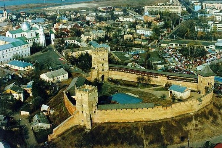 Туристичний Луцьк показують у Литві