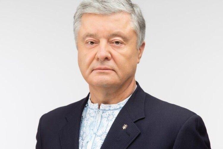 «Воля виборців – закон для політиків»: Порошенко подякував львів'янам за підтримку на місцевих виборах