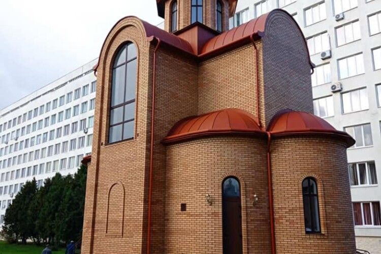 У Луцьку відкриють університетську церкву СНУ