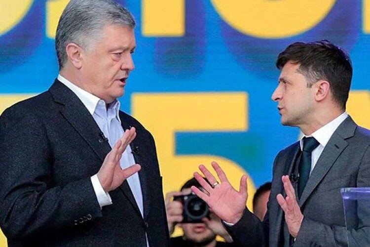 Центр SOCIS: Зеленський і Порошенко лідирують у рейтингах