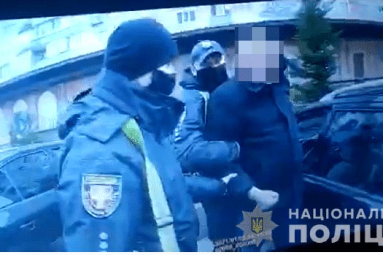У місті на Волині п'яний водій дебоширив і побив поліцейського