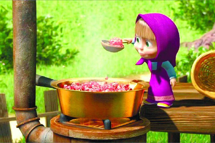 «Це готується варення, тобто я його варю...»