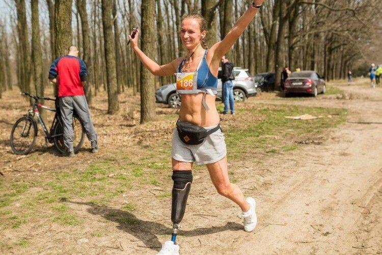 Одеська тенісистка ампутувала ногу... задля спорту