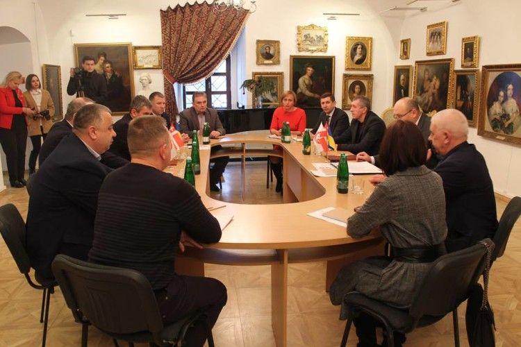 Голови ОТГ заснували «Волинську економічну лігу»