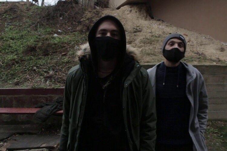 Волинська молодь зняла ролик про COVID