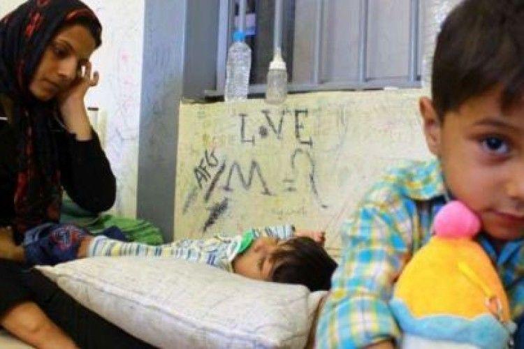 У Комітеті з прав дитини закликали припинити затримання дітей іммігрантів