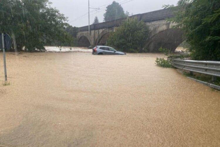 Італія у воді: країна потопає у повенях