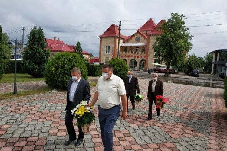 На Камінь-Каширщині вшанували жертв війни в Україні