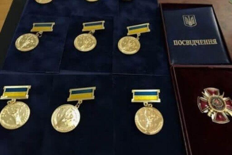 25 Героїв Волині стали Почесними громадянами посмертно
