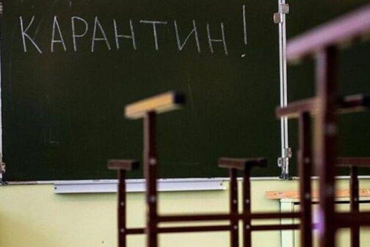 На Волині на коронавірус захворіли ще троє школярів. Класи пішли на карантин
