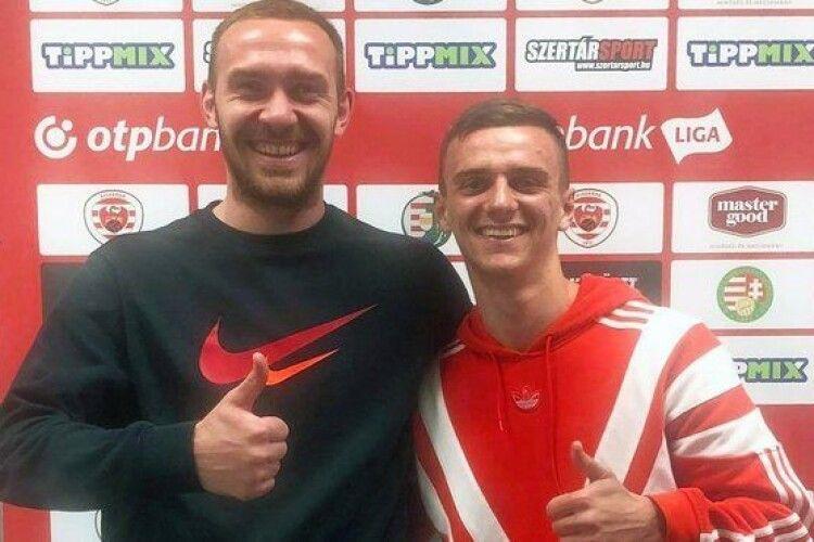 Кравченко і Мельник продовжили контракти з Кішвардою