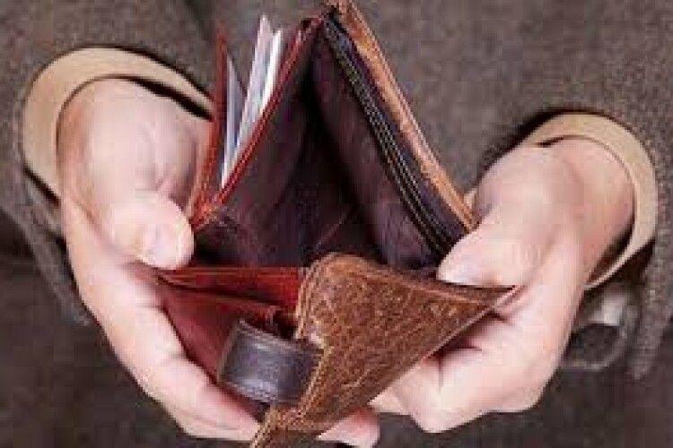 У лучанина на вулиці чоловік вихопив гаманця з грішми