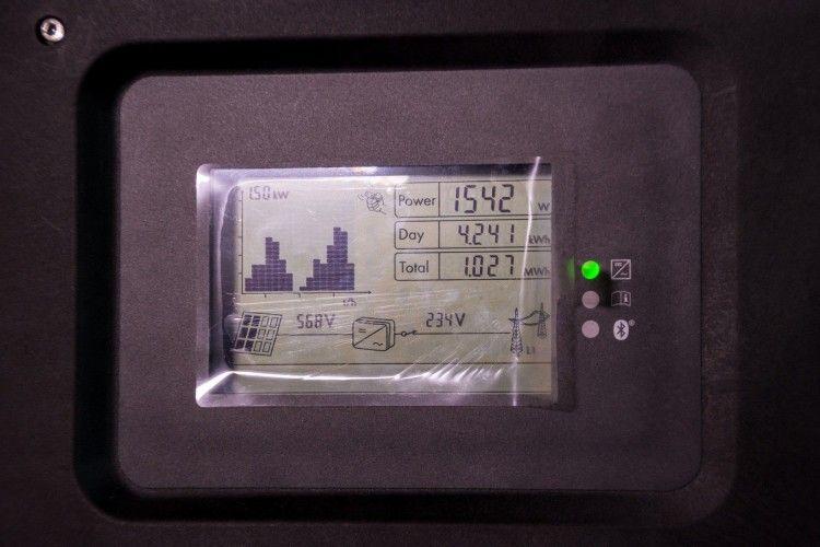 Перетворювач струму коштує майже 4 тисячі євро.