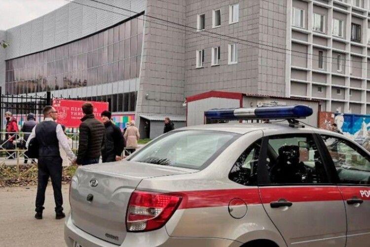 Масове вбивство в університеті Пермі: загинули щонайменше 8 осіб. Усі деталі
