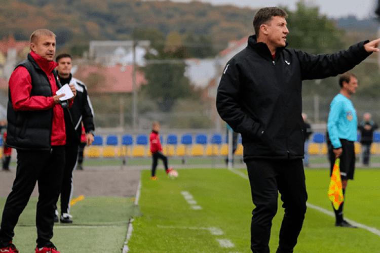 «Волинь» U-19 очолив Альберт Шахов