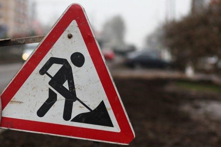 На ремонт дороги на Горохівщині використано понад 1 млн гривень