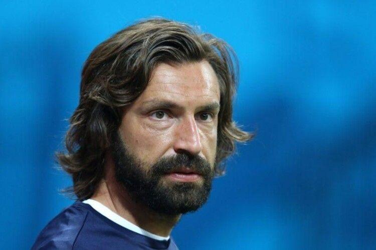 Головним тренером «Ювентуса» став Андреа Пірло