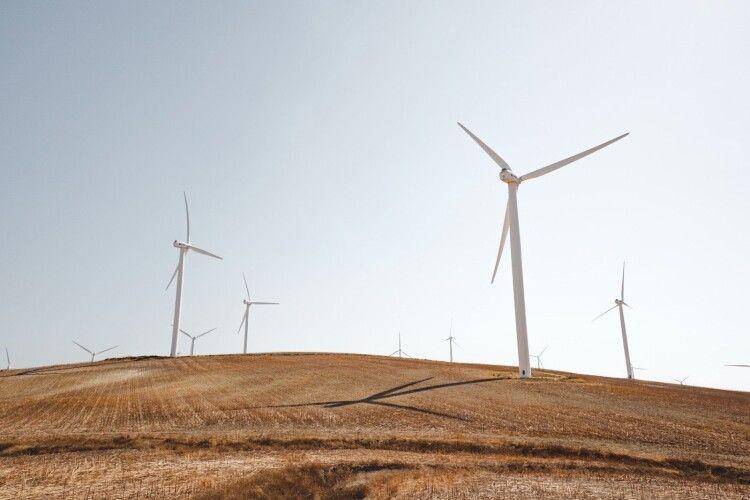 На Волині збудують найбільшу в Західній Україні вітрову електростанцію