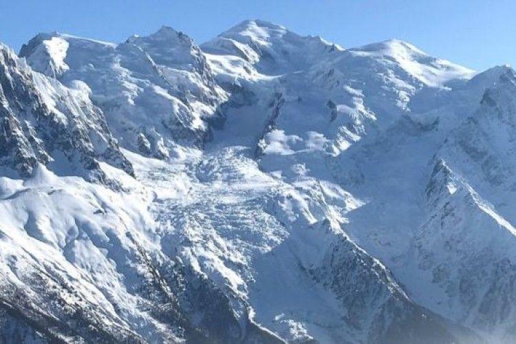 В Альпах знайшли мертвими трьох італійських альпіністів