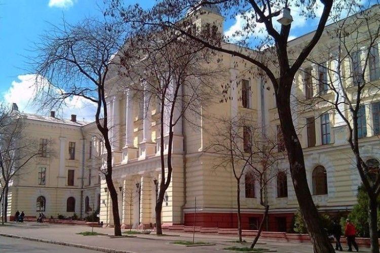 Одеський медуніверситет ліквідують, аби створити на його базі новий
