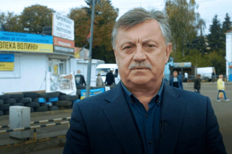 «Його не потрібно зносити», – Богдан Шиба про Центральний ринок (Відео)