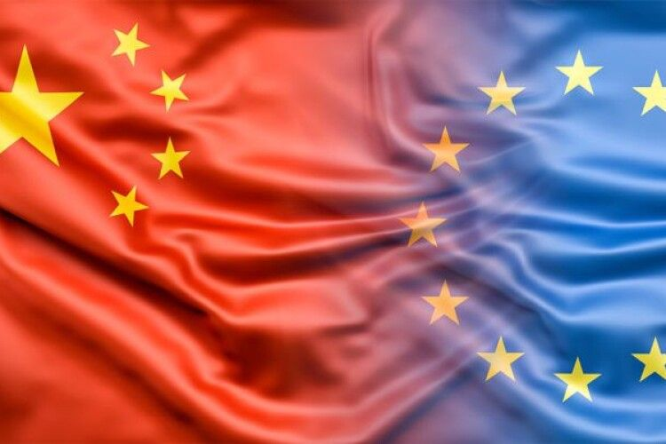 Європа поДончи Китай поСян?