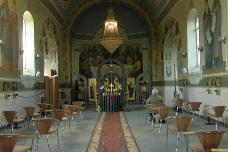 Єпархія УГКЦ на Волині складе списки тих, хто хоче прийти до храму