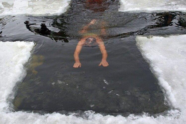 Гріхів в ополонці на Водохреще змити не вдасться, – архієпископ Євстратій