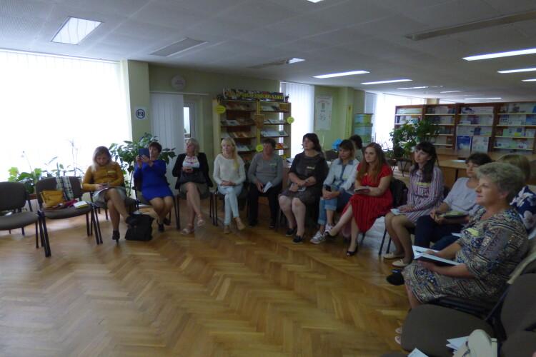 Про взаємодію громади і преси говорили у Луцьку
