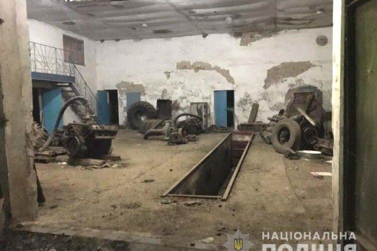 На Рівненщині злапали «на гарячому» металокрадуна на кінній підводі