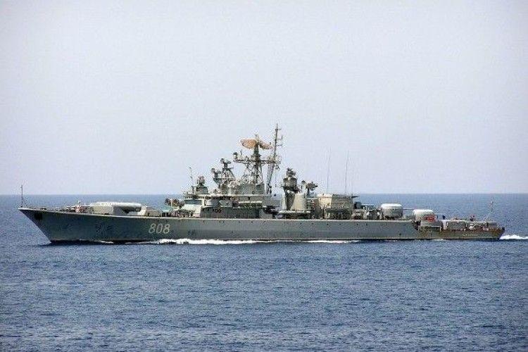 У Чорному морі є близько 50 бойових кораблів РФ