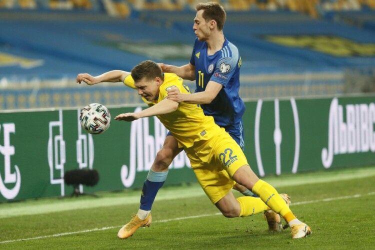 Леонід Буряк назвав катастрофою нічию збірної України зі збірною Казахстану