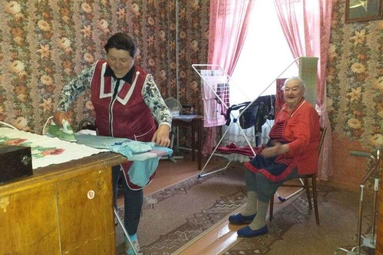 Соцслужба Нововолинська хвалиться... мультидисциплінарною командою (Фото)