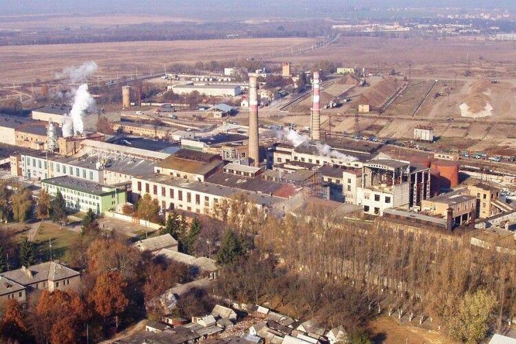 На Волині екологи перевірять Гнідавський цукровий завод