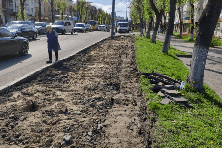 Із четверга у Луцьку повністю зупинять рух проспектом Волі