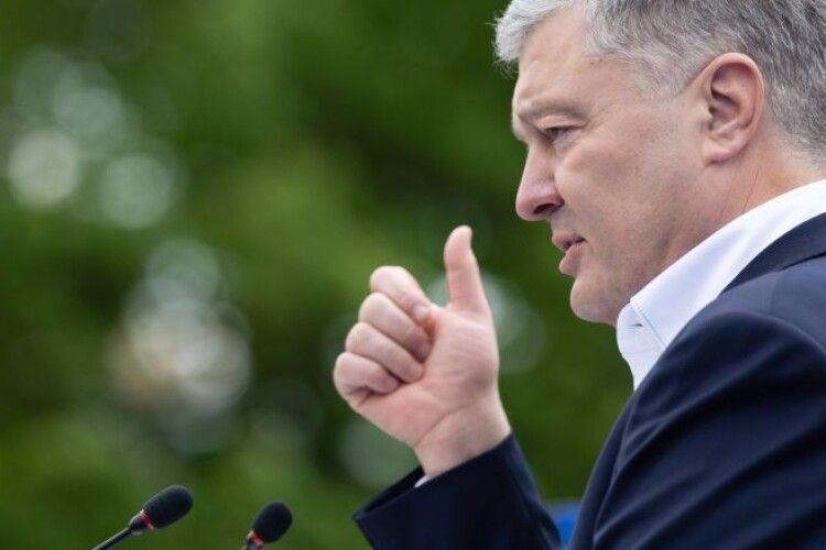 У Зеленського за прикладом Януковича мріють про повернення Конституції 96 року і одноосібної президентської влади – Петро Порошенко