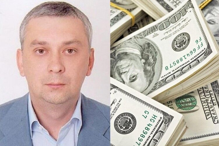 Зашив гроші у стелю: чиновник часів Януковича заявив про крадіжку 2 мільйонів доларів