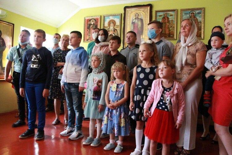 У Луцьку ще можна записатися на навчання у Центр християнського виховання дітей і молоді (Фото)