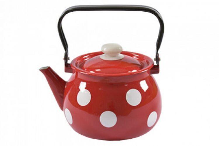 П'ять хвилин – і чайник засяє чистотою