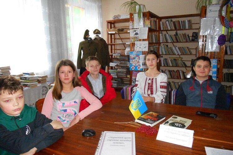 У Жашковичах згадали українських героїв