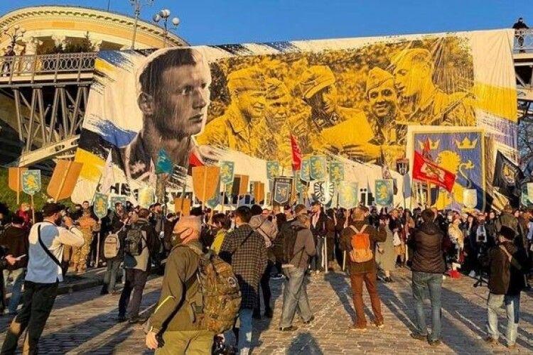 Ізраїль засудив марш прихильників дивізії СС Галичина в Києві