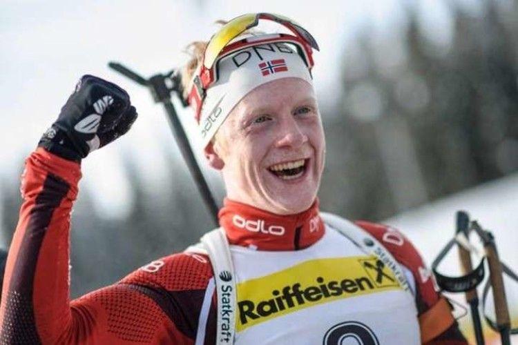 Норвежець Йоганнес Бьо виграв і останню гонку сезону