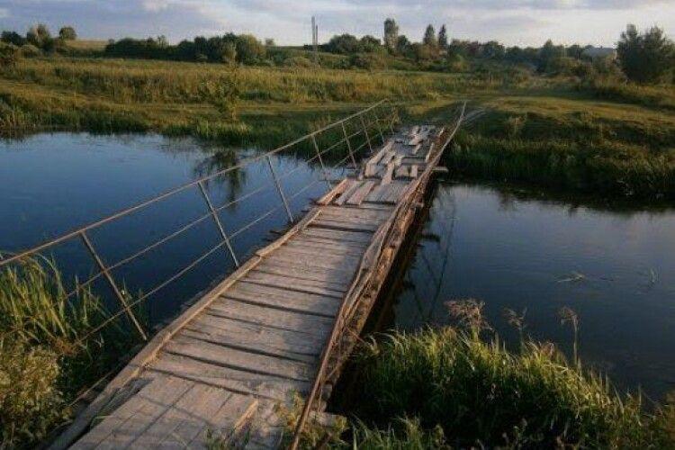 Біля Луцька збудують новий міст через Чорногузку