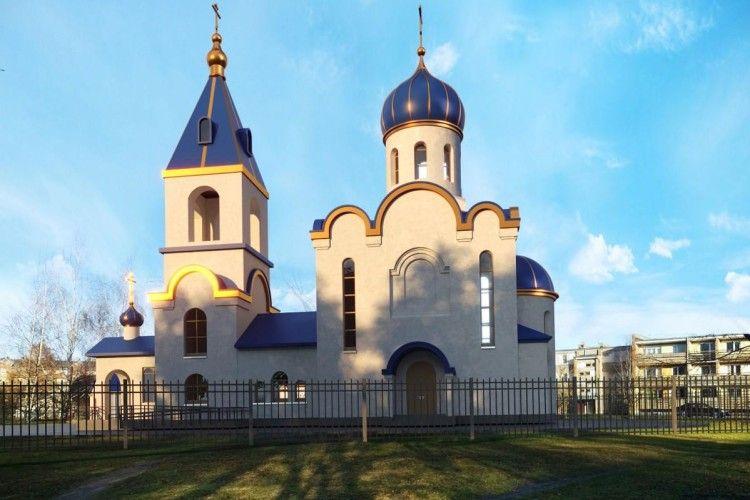 У Латвії відбулася презентація проекту першого православного храму в Адажі
